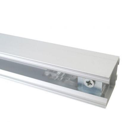 Фото Комплект креплений для сдвижных дверей до 40 кг с системой мягкого закрывания с направляющей 2 м Механизмы для раздвижных дверей 6