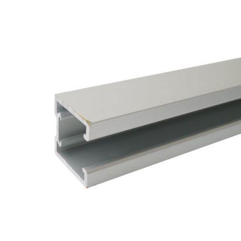 Фото Комплект креплений для сдвижных дверей до 40 кг с системой мягкого закрывания с направляющей 2 м Механизмы для раздвижных дверей 9