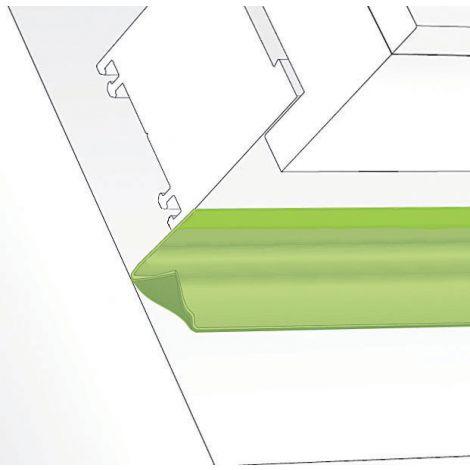 лента основе бутилкаучука высокой клейкости